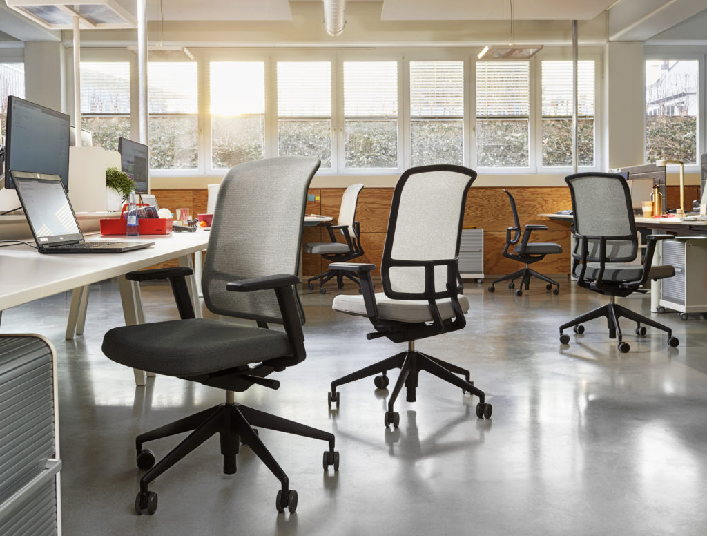 Oddos chair design Vitra bien etre design management equipe